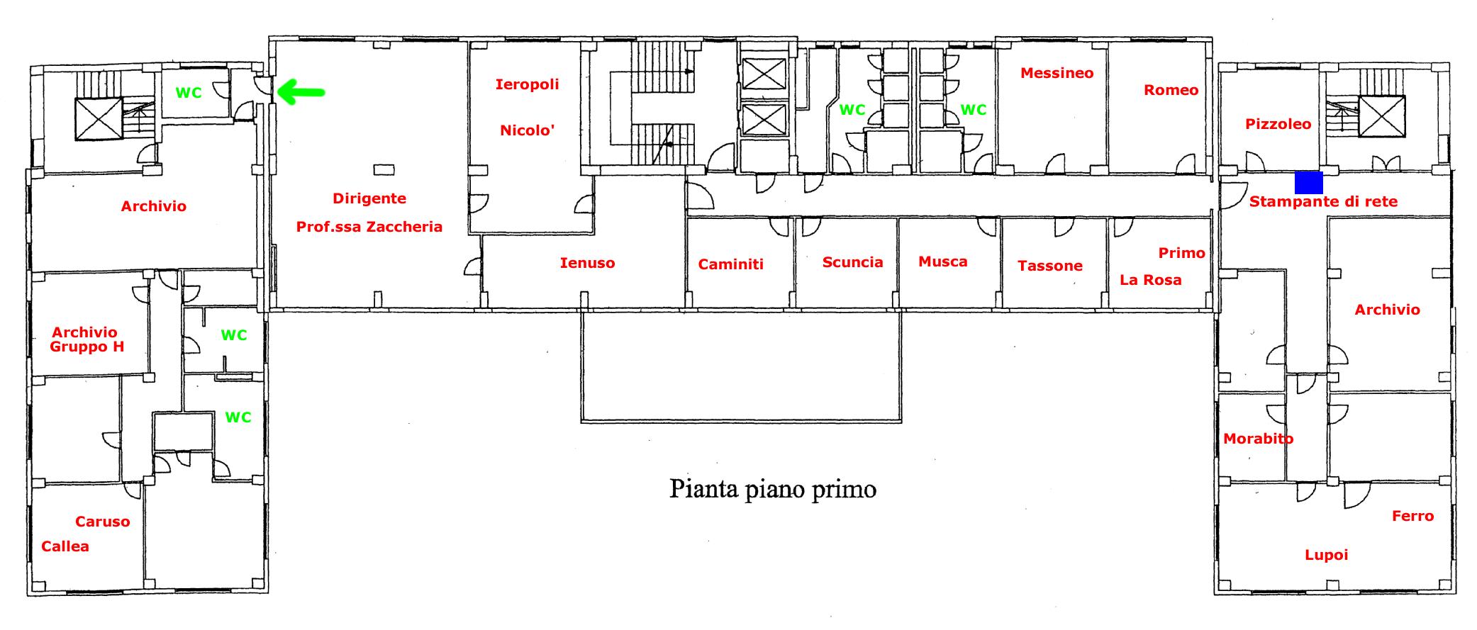 UfficioVI-Primo Piano